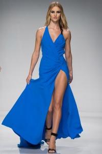 Atelier Versace en azul klein ss16 Paris