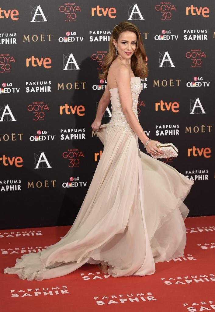 Silvia Abascal Premios Goya 2016