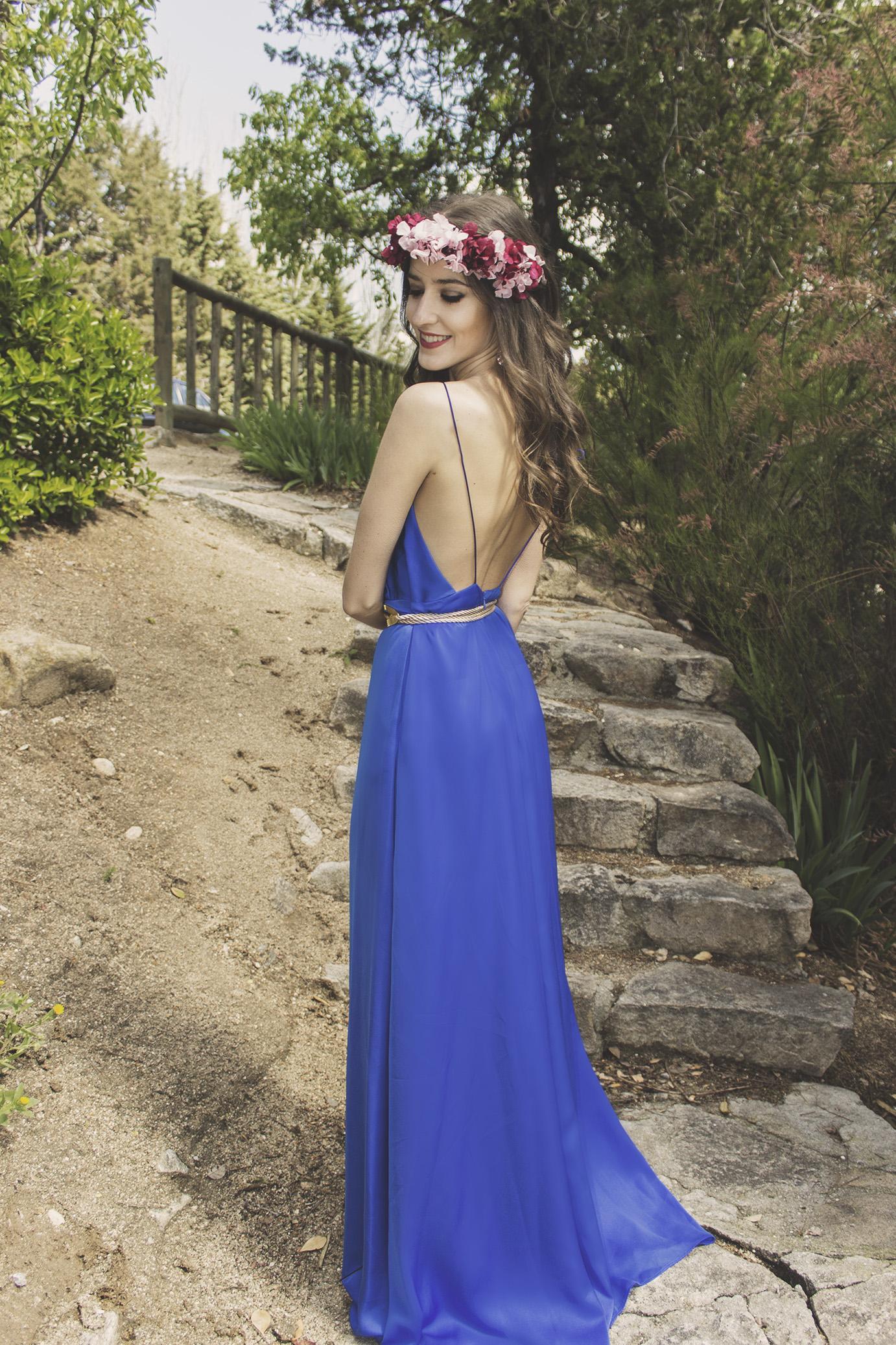 10 Vestido Ana de La Croixe con bolso de Mibuh