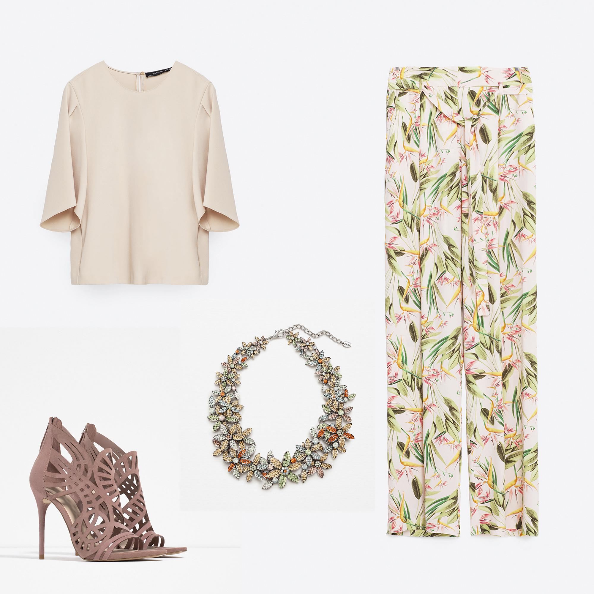 Look 1 Zara