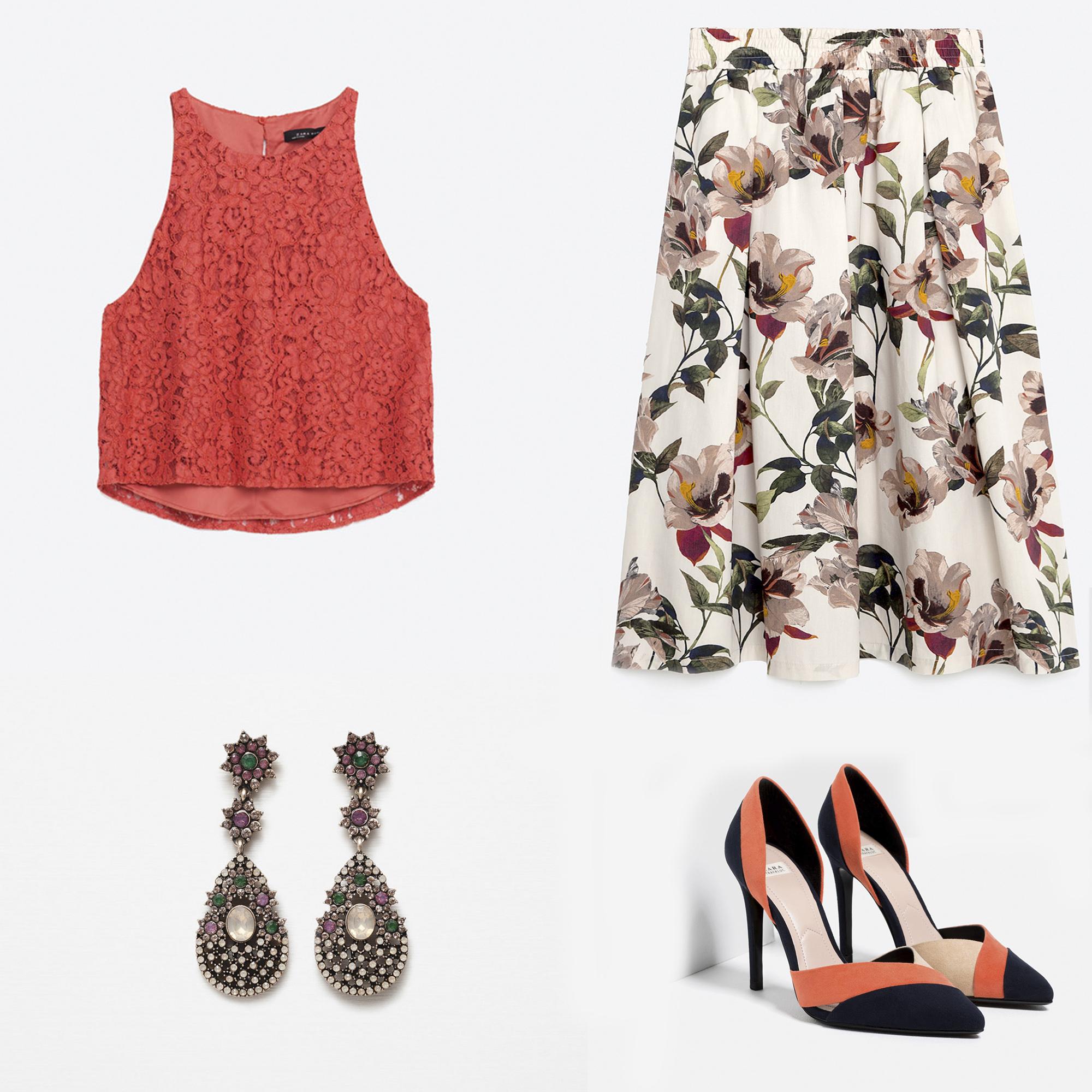 Look 2 Zara