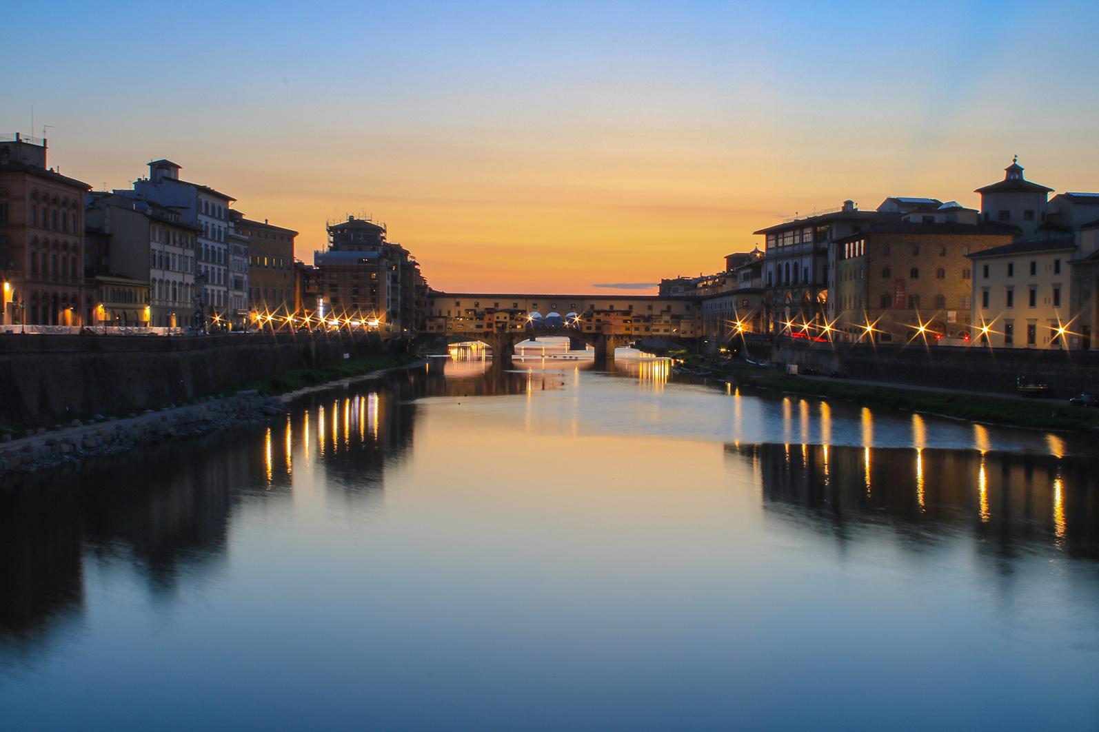Ponte Vecchio Florencia 2