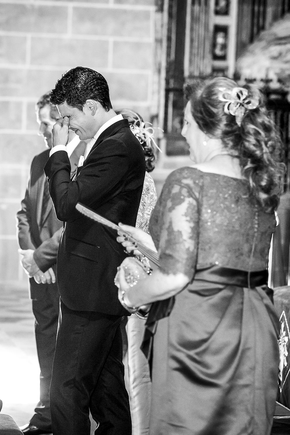 Fotos imprescindibles boda novio