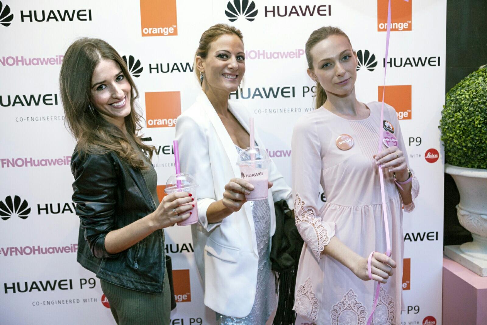 VFNO Huawei P9 invitada perfecta
