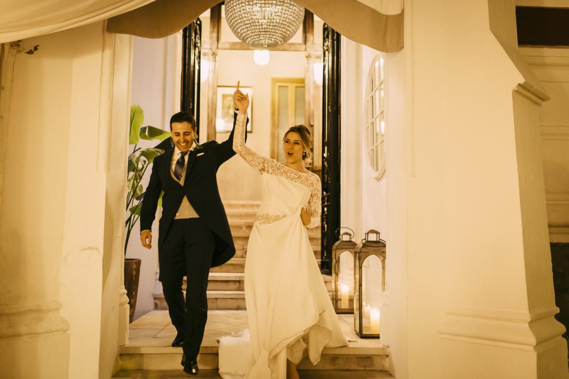 Boda Palacio Concepción Gijón novia Nicolás Costura