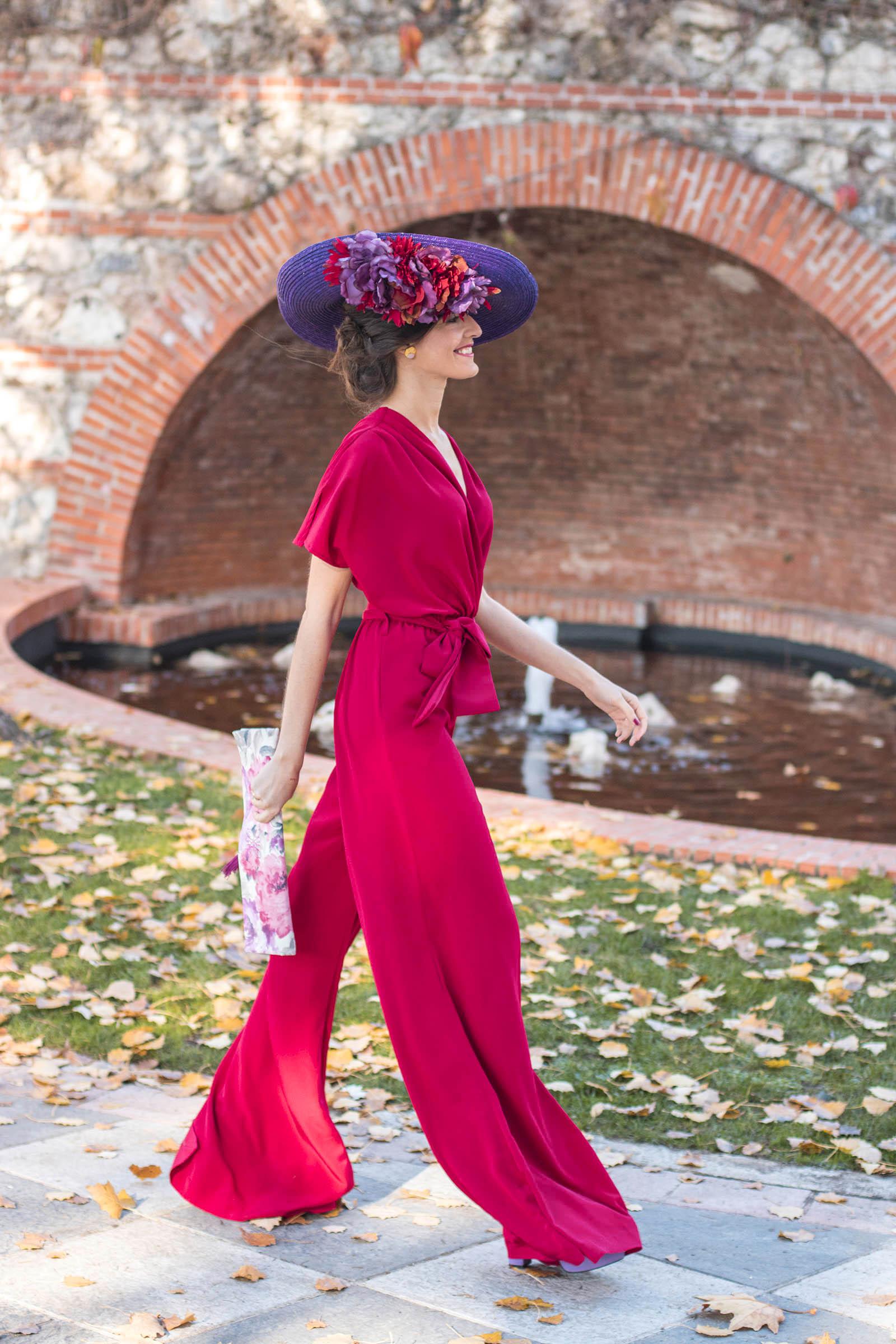 Invitada boda Mais Amore Barcelona