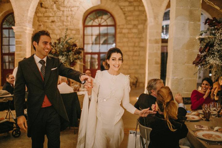 Boda vestido novia Beatriz Peñalver