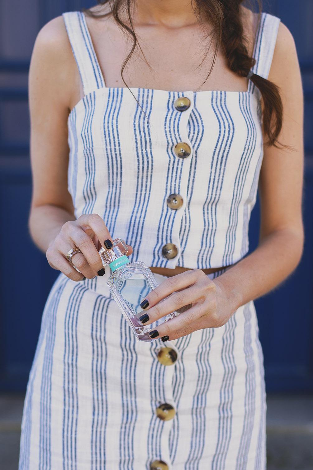 Perfume para novias invitadas Tiffany Co