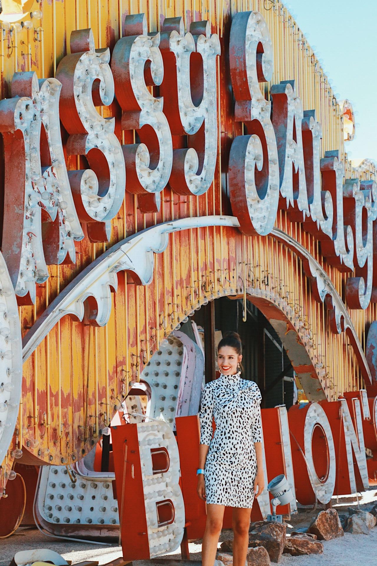 Las Vegas costa oeste museo de neon ruta