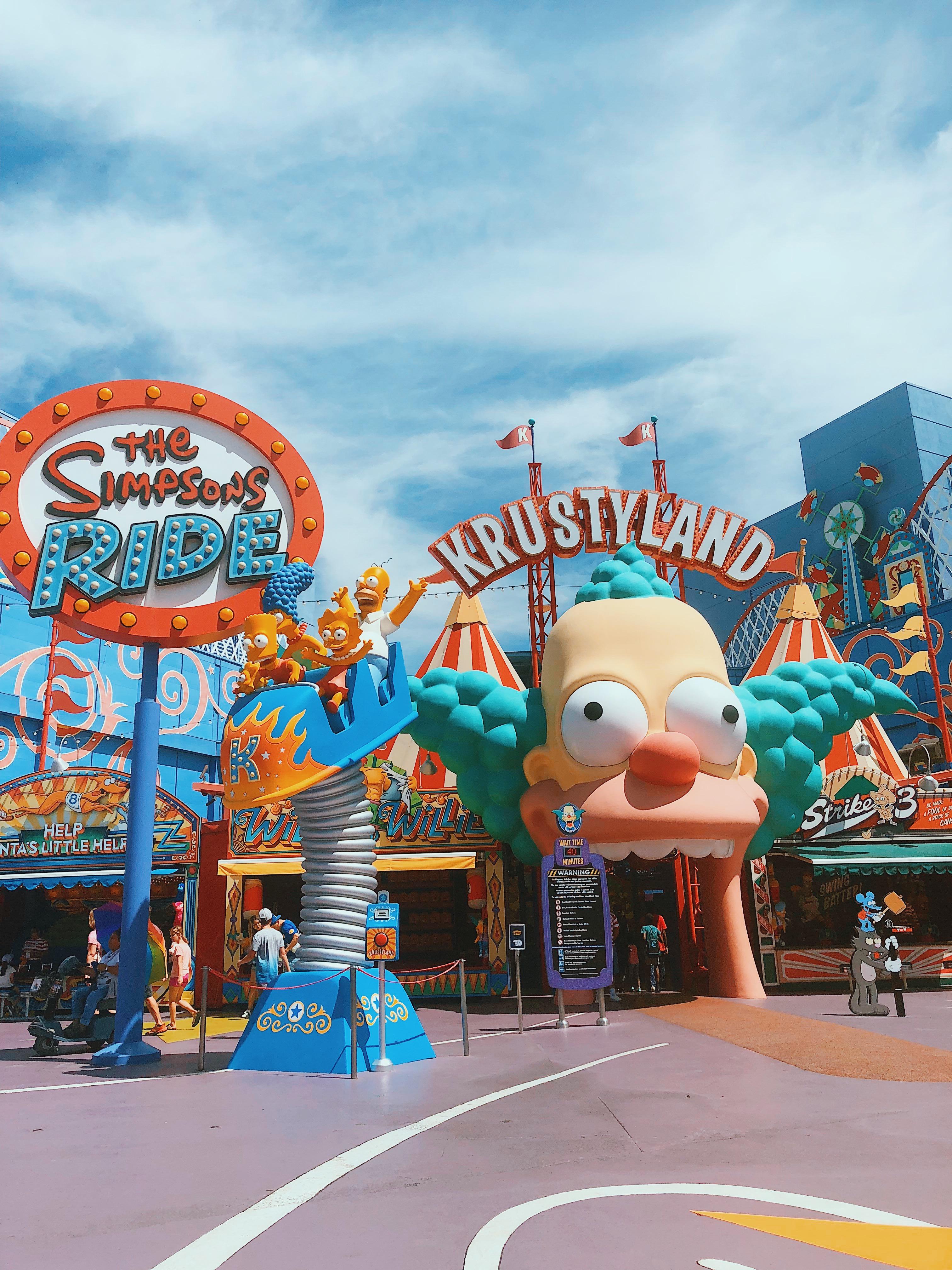 Universal studios los angeles ruta costa oeste coche
