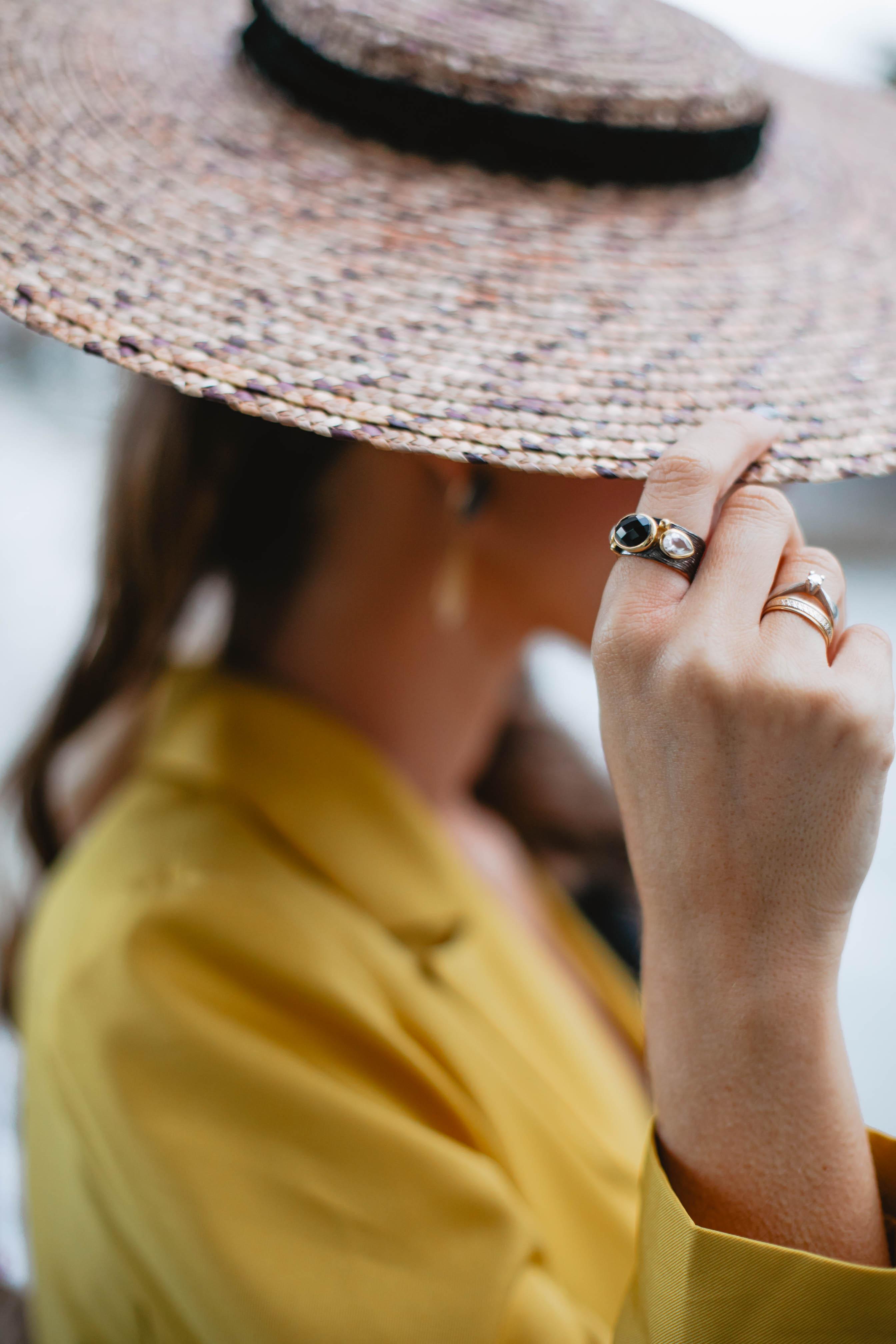 anillos invitada boda comunión bautizo