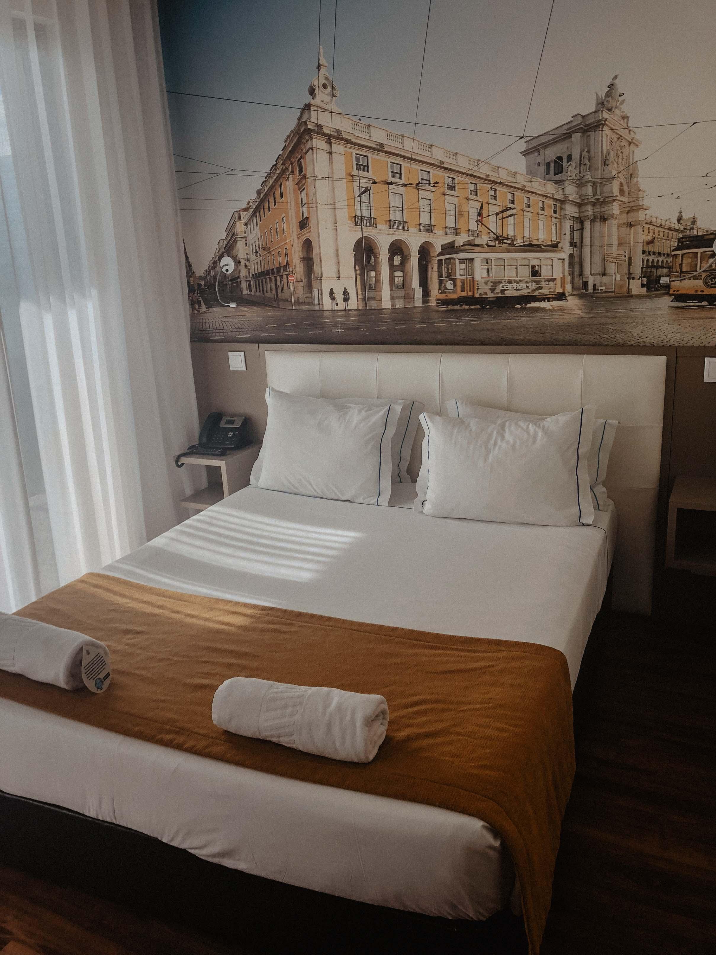 hotel lisboa bonita