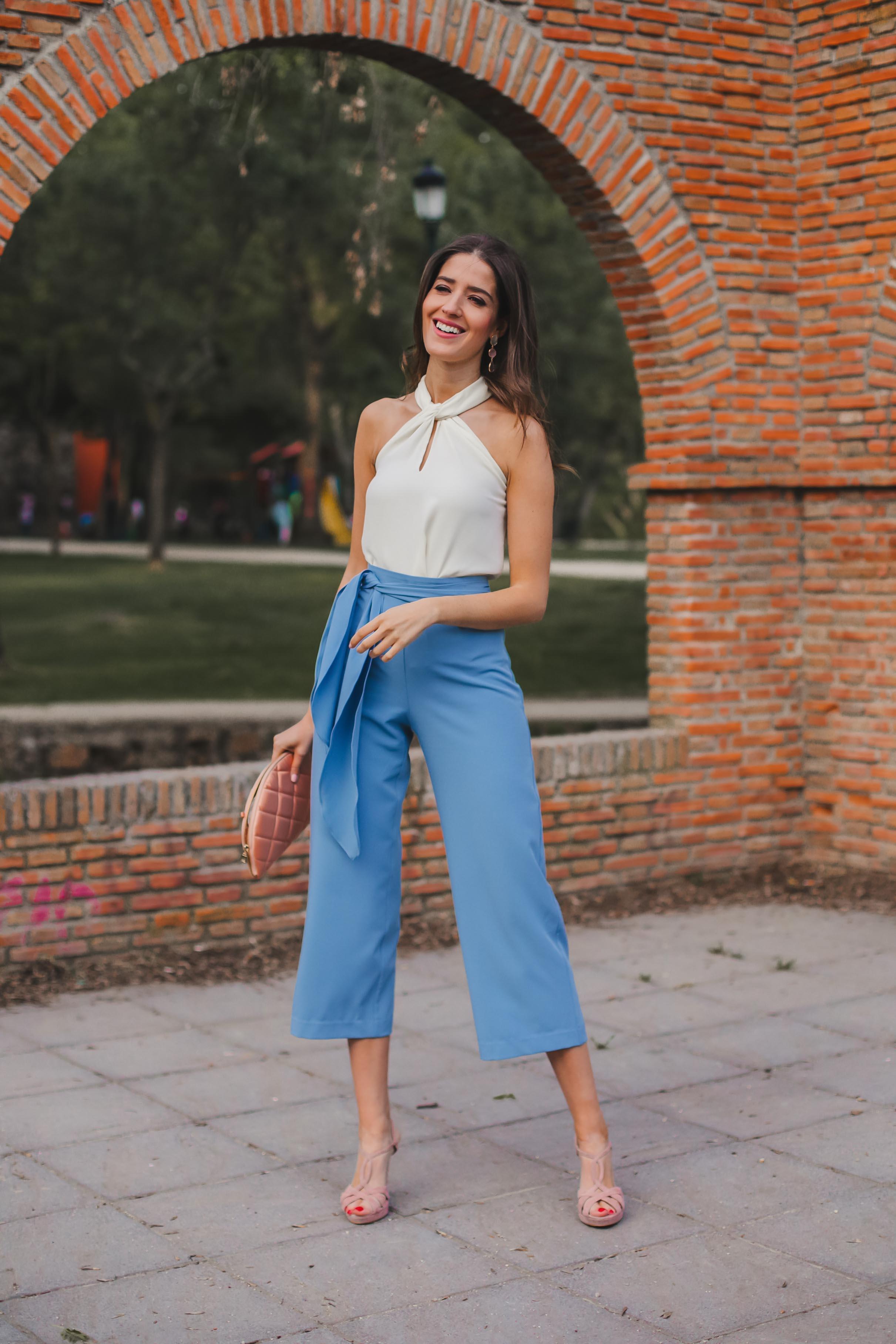 Conjunto blusa y pantalón de Lady Pipa
