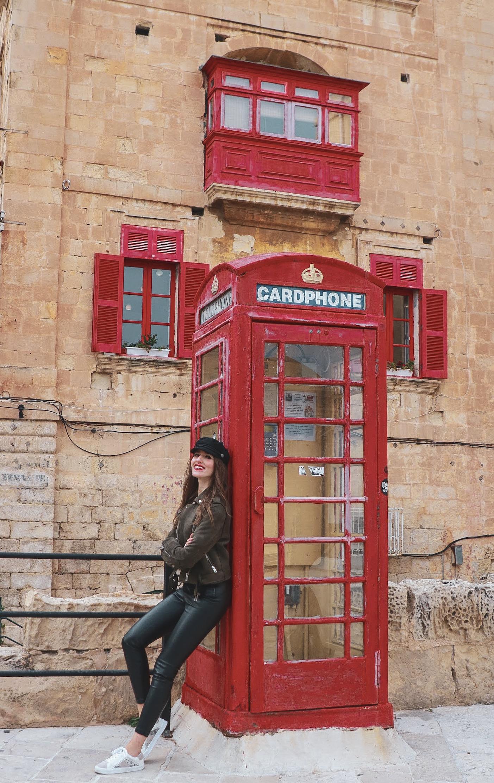 Malta calles valeta
