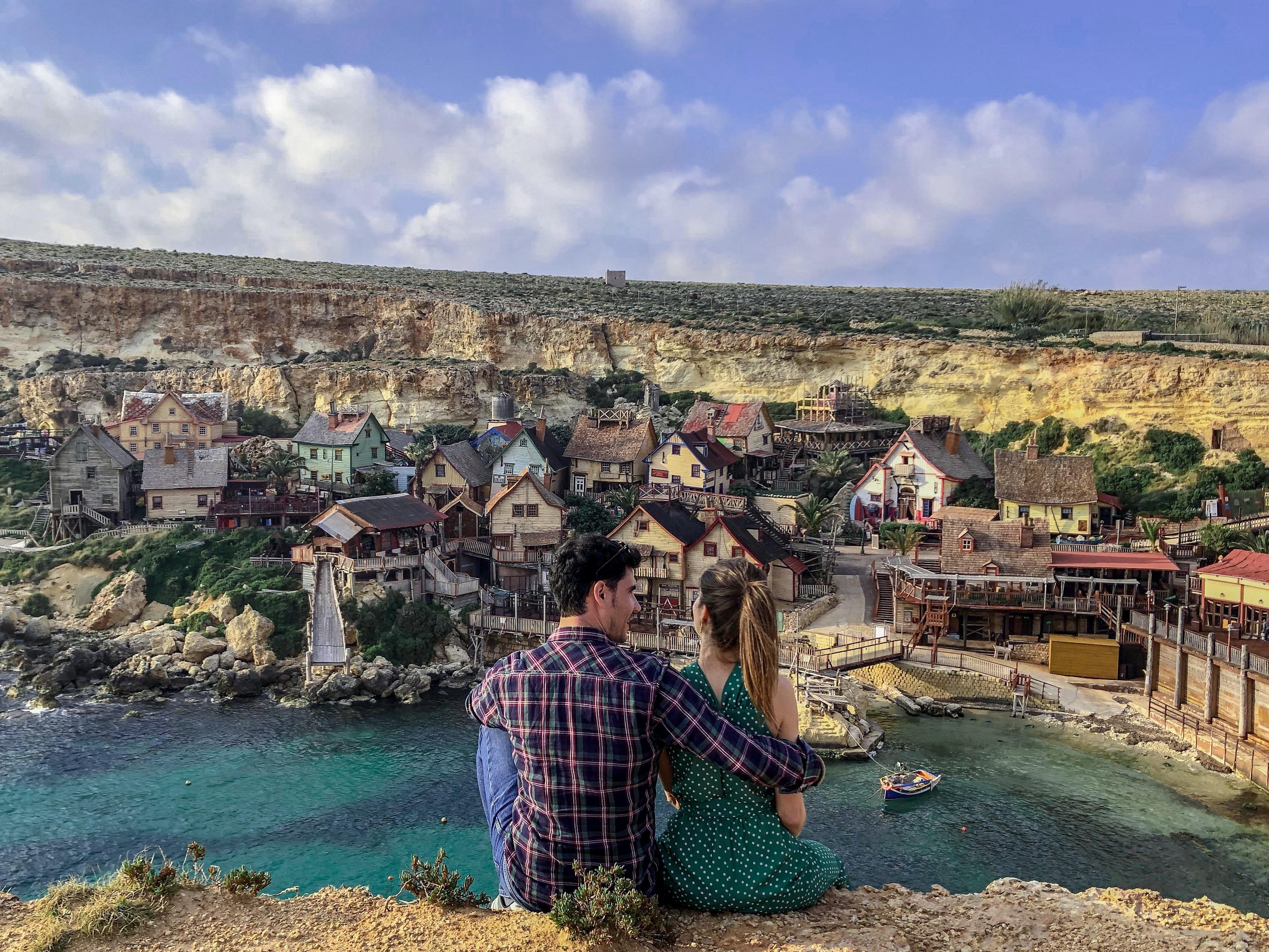Popeye Village malta turismo