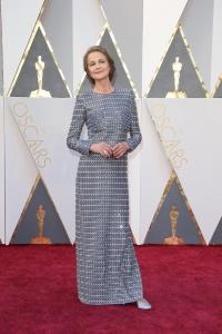 lfombra roja Oscars 2016 Charlotte Rampling