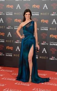 Clara Lago Premios Goya 2016