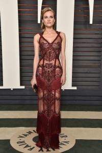 Alfombra roja Oscars 2016 Diane Kruger