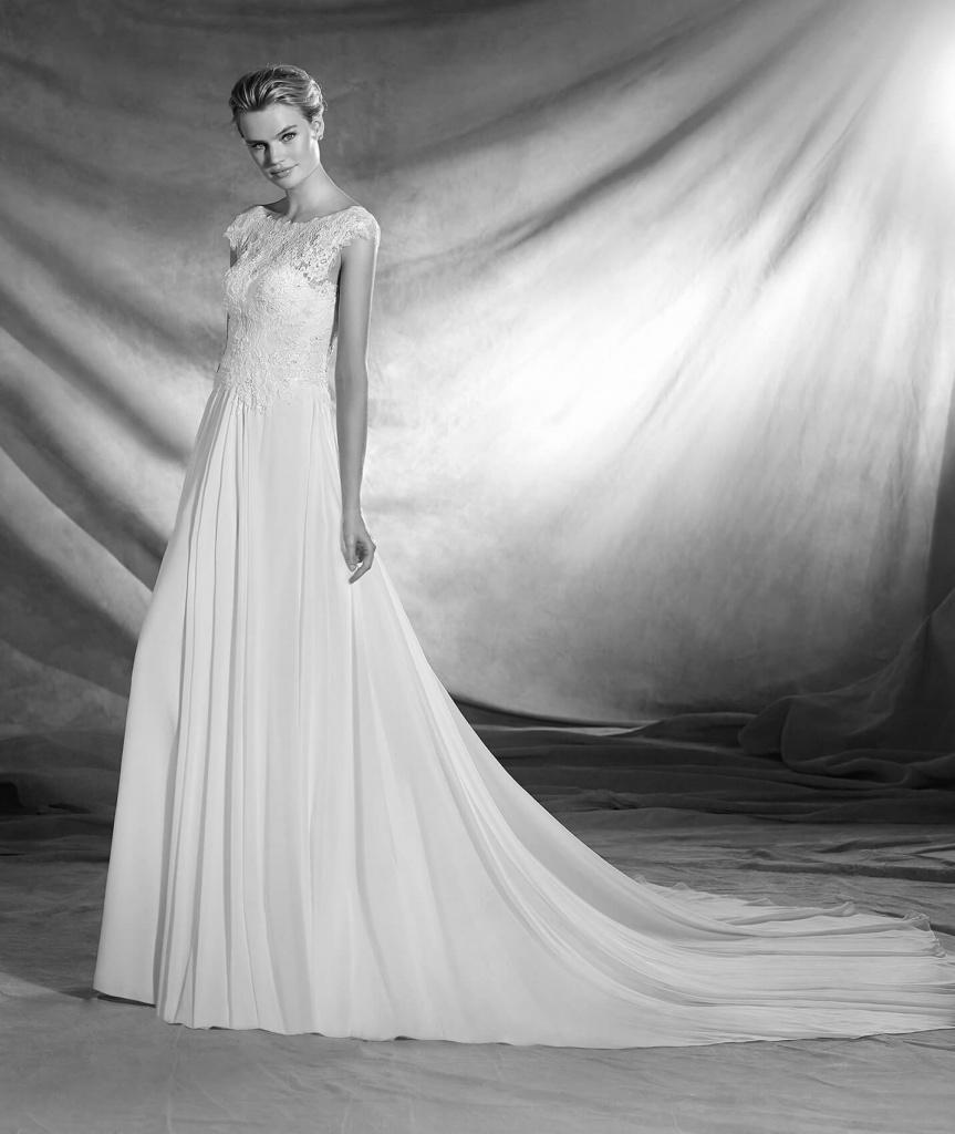 Vestido de novia modelo Orsini de Pronovias 2017