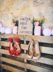 Cuelga Zapatos