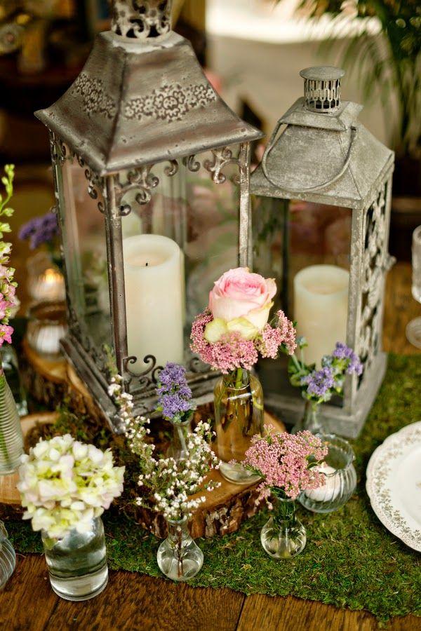 Detalles decoración boda