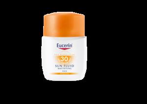 Protección solar rostro