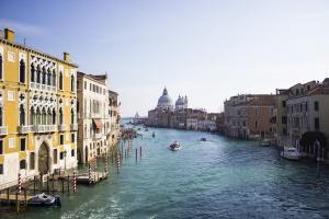 Puente La Academia Venecia