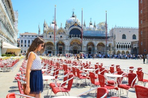 Venecia Basílica de San Marcos