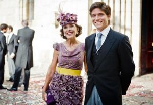Madrina boda Teresa Palazuelo