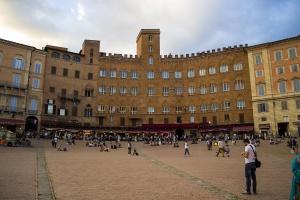 iazza del Campo en Siena 2