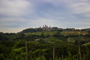 Pueblo Toscana San Gimignano