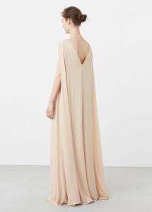 vestido túnica invitada boda