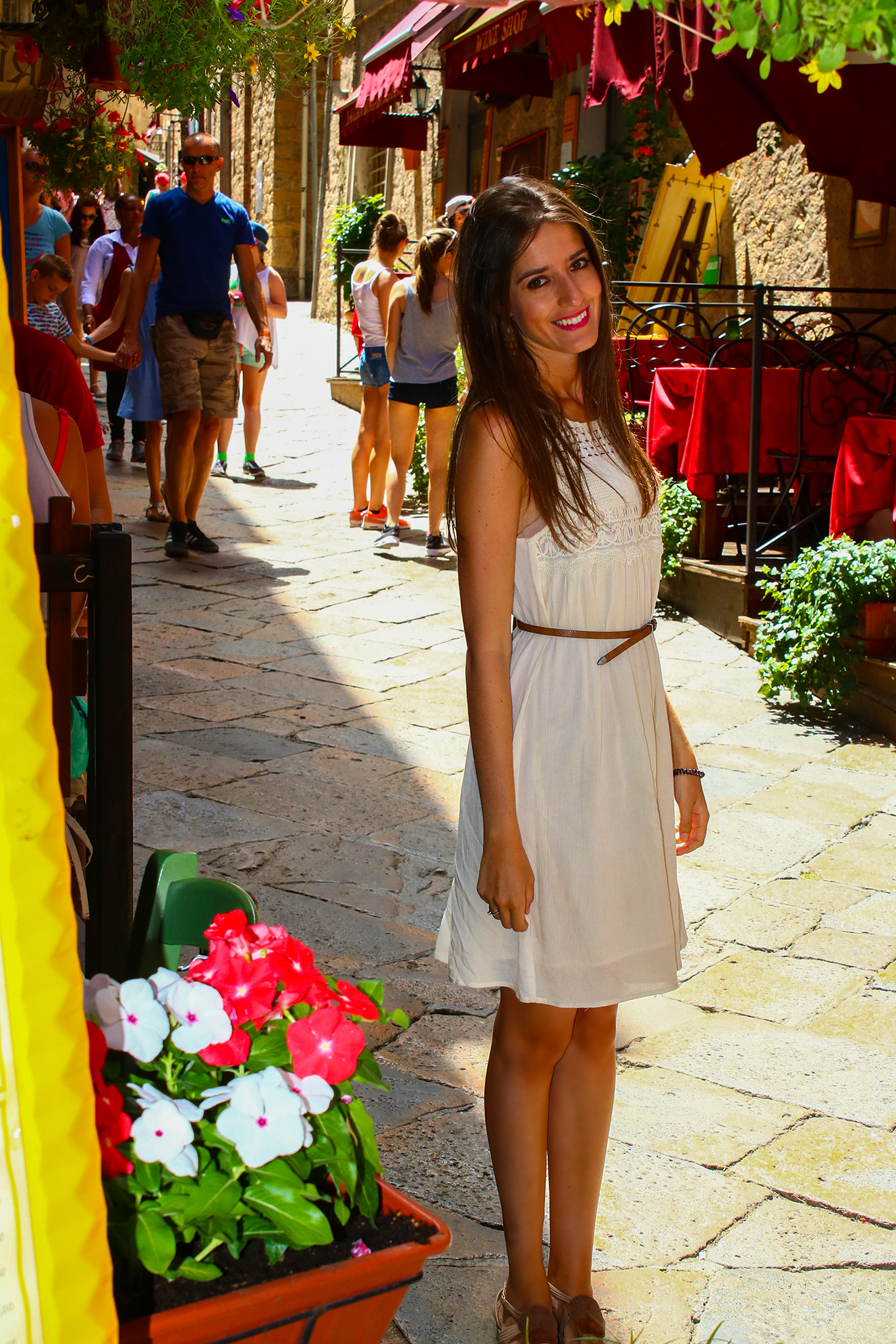 Pueblos Toscana Volterra