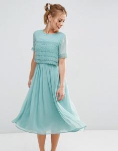 vestido invitada boda asos