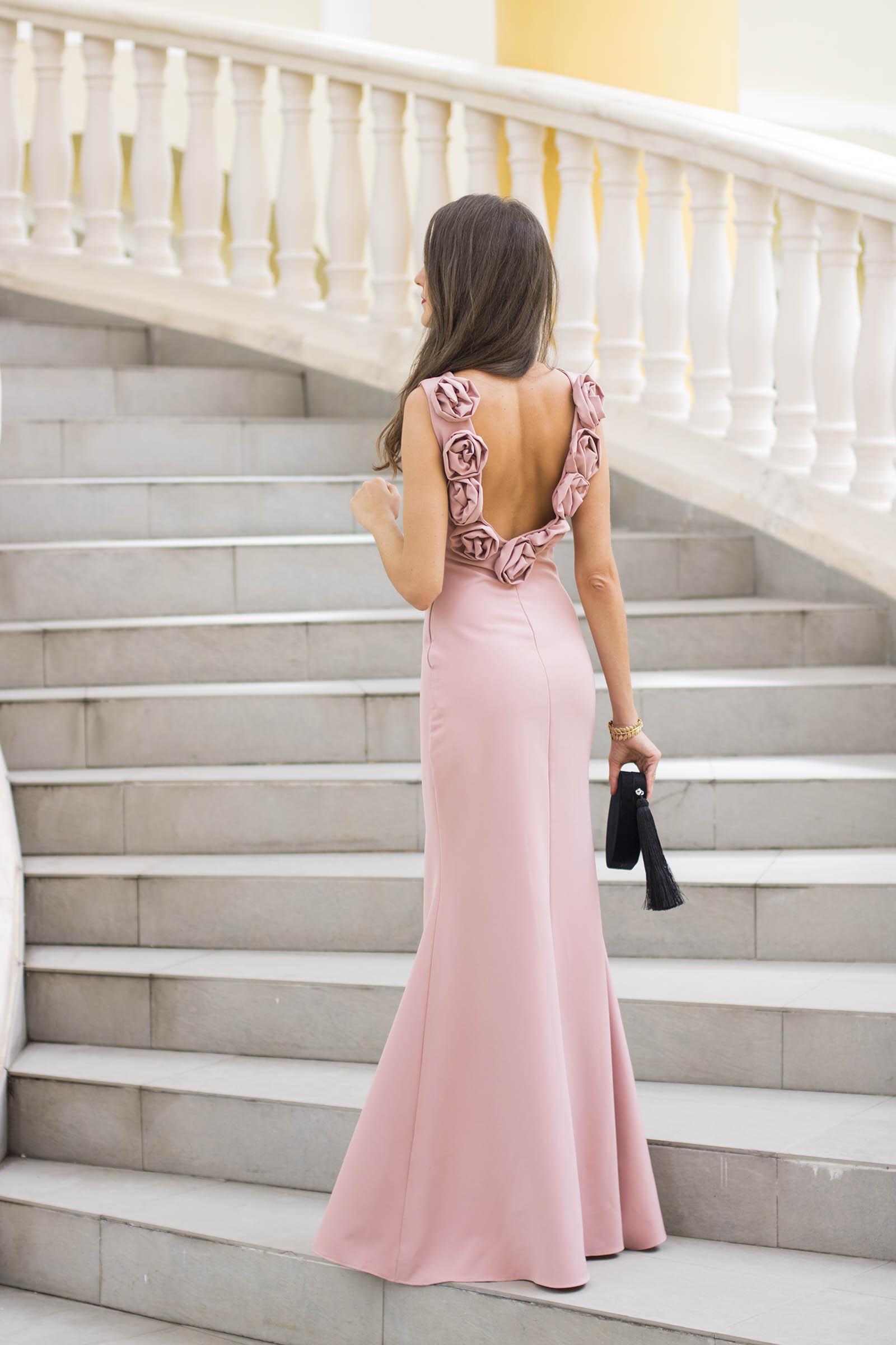 Moderno Vestido De Noche Boda Cresta - Colección de Vestidos de Boda ...