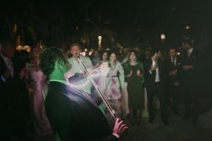 Boda Alicante vestido novia Rubén Hernández
