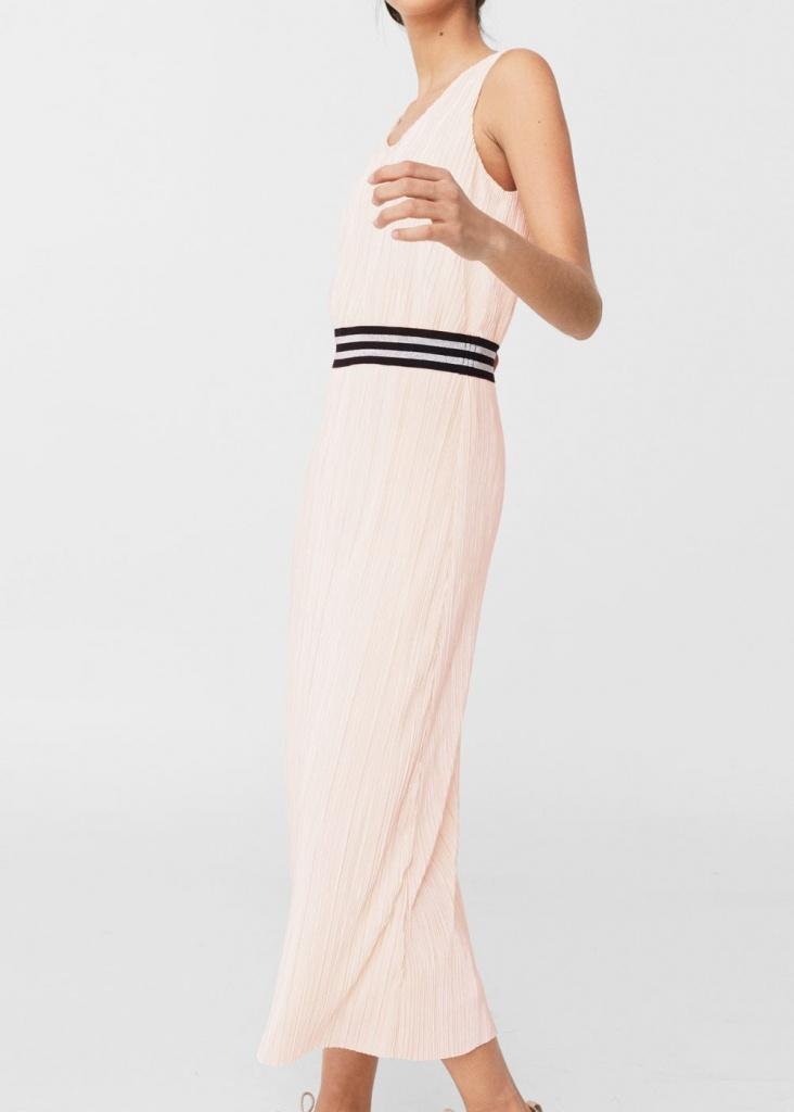 Vestido rosa invitada boda lowcost