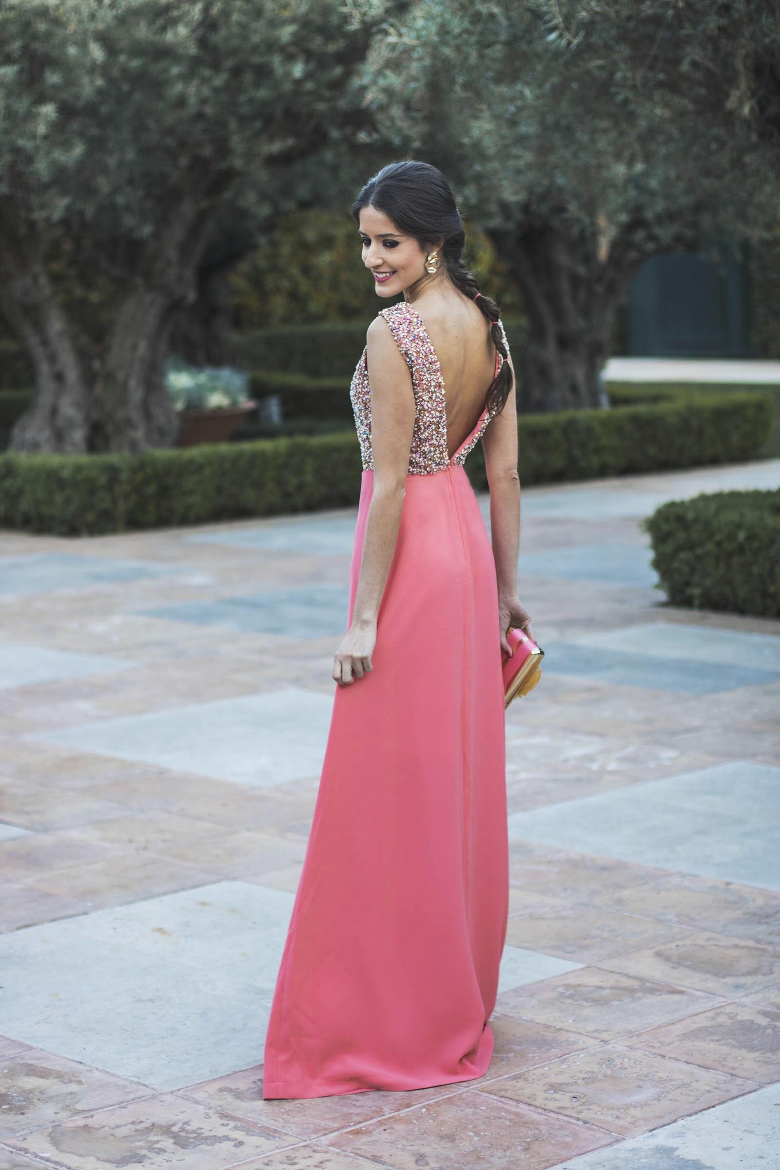 Hermosa Vestido De Novia Mirada De La Vendimia Patrón - Ideas de ...