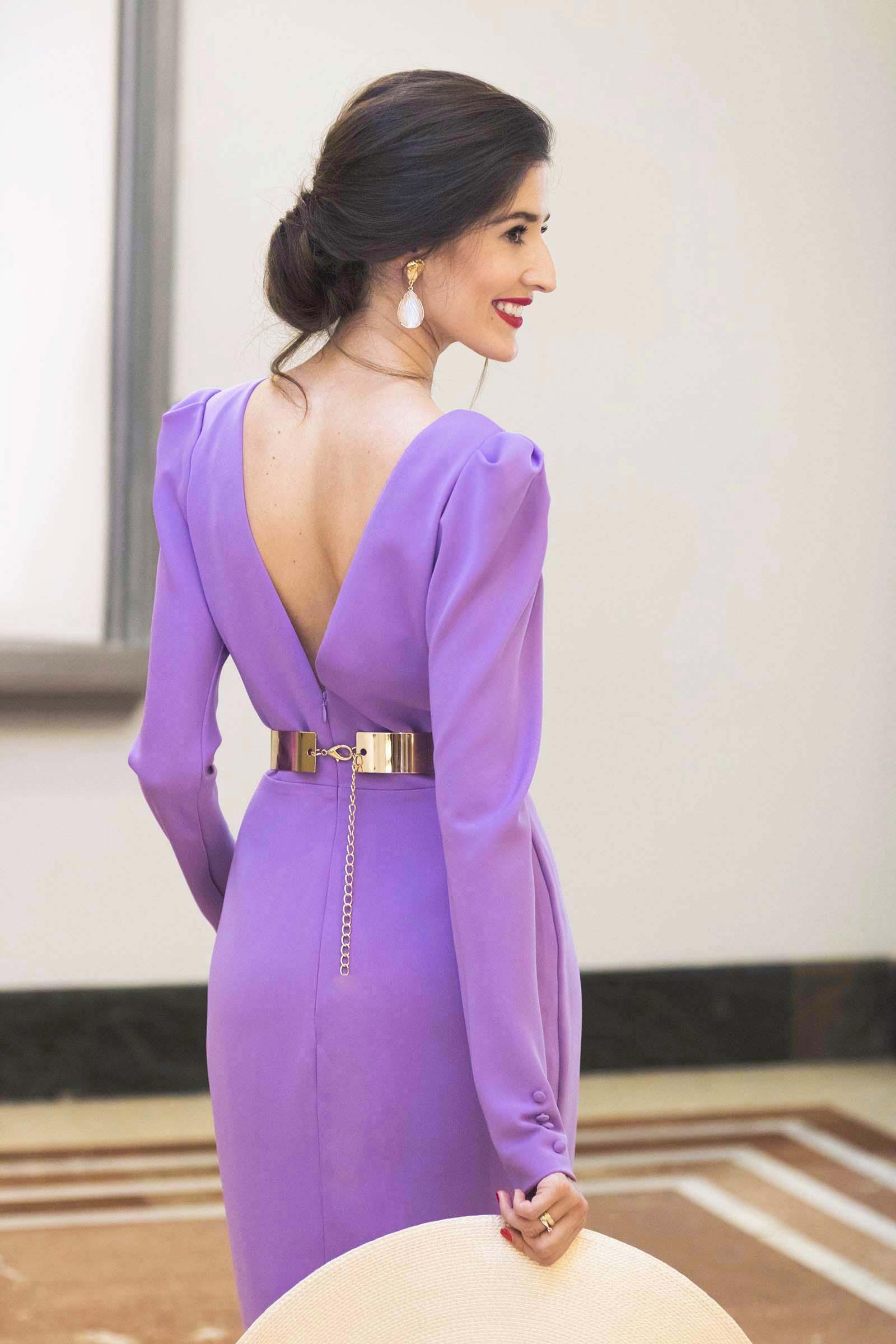 Fantástico Vestido Rosa De Invitados De La Boda Motivo - Vestido de ...