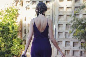 Invitada boda abrigo