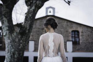 tendencias maquillaje peinado novias invitadas 2018 recogido trenza vanitas espai