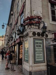 cafeterias bonitas Lisboa
