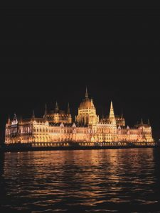 Paseo barco budapest