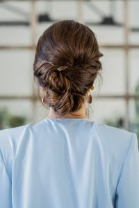 Recogido invitada novia boda 2019 mg beauty