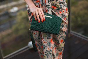 bolso verde invitada olvido madrid
