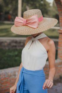 pamela lazo rosa invitada boda