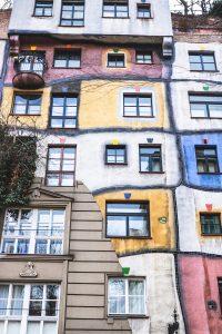 barrio casas colores viena