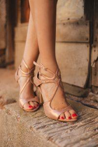 sandalias rosa salo madrid