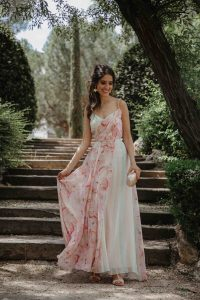 Look invitada boda hermana novia