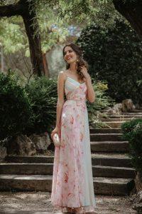 Look invitada boda hermana novia